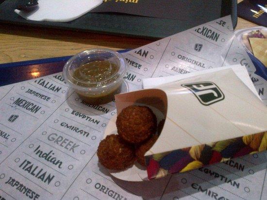Just Falafel: the quick bites