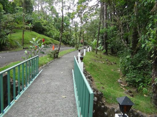 Arenal Observatory Lodge & Spa: Grounds