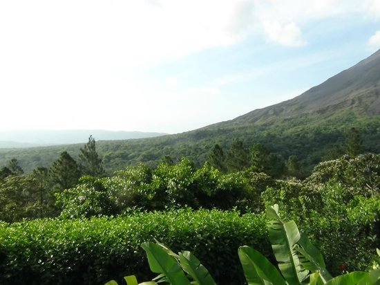 Arenal Observatory Lodge & Spa: Views