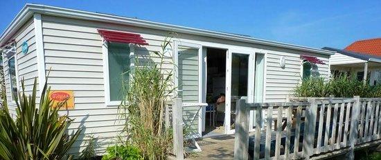 Camping Sandaya la Côte de Nacre : Cottage nacre plus 4 personne