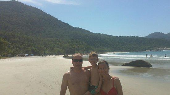 Pousada Lagamar : Praia Aventureira Ausflug