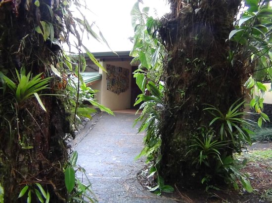 Arenal Observatory Lodge & Spa: Entry to room