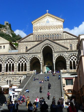 Hotel Fontana: Amalphi Duomo