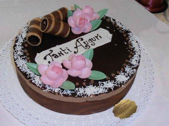 Pasticceria Guzzo: Mousse al cioccolato