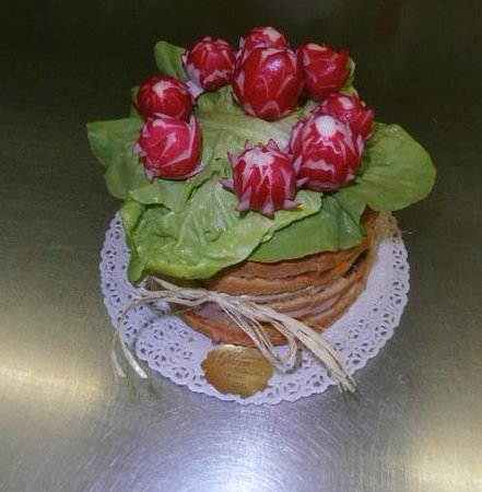 Pasticceria Guzzo: Panettone gastronomico
