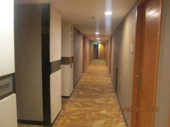Dorsett Wanchai, Hong Kong: Corridor