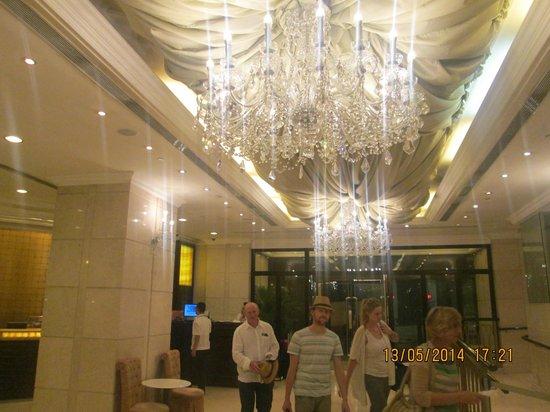 Dorsett Wanchai, Hong Kong: Lobby Area