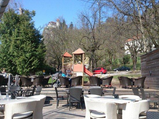Vila Preseren: Bled - Villa Prešren - playground