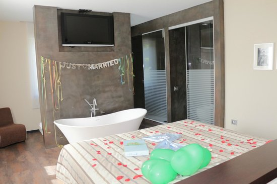Hotel Silvio: Mini suite