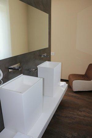 Hotel Silvio: Lavabi