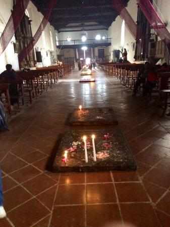 Santo Tomas Church: обряды в церкви