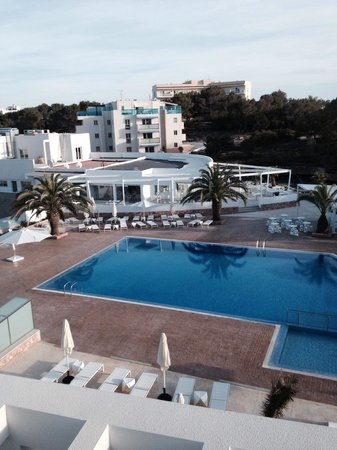 Blanco Hotel Formentera: Piscina