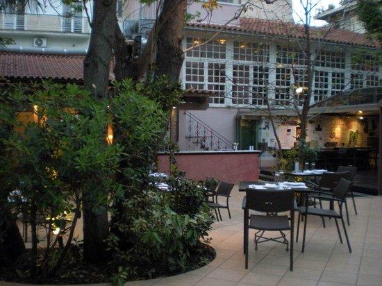 Photo of Mediterranean Restaurant Athiri at Πλαταιών 15, Athens 104 35, Greece