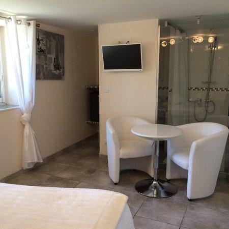 Hotel de France Maguy: Chambre superieure lit 160cm, mini-bar
