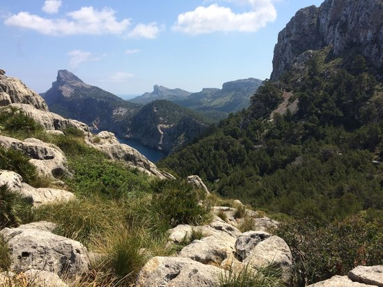 Pollenca, Spanien: On the way to the Cap