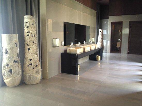 Hotel Riu Palace Tikida Agadir : Hotel Bathroom