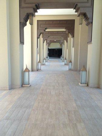 Hotel Riu Palace Tikida Agadir : Hotel grounds