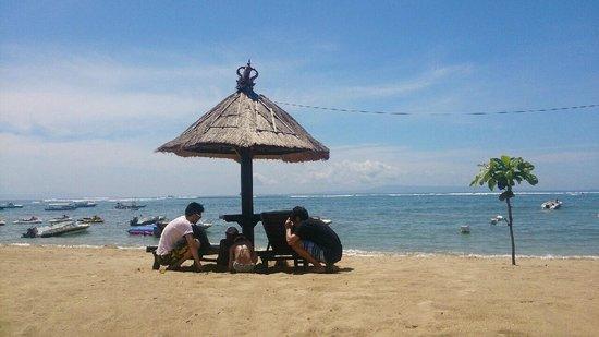 Sadara Boutique Beach Resort : ビーチ