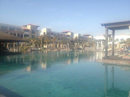 Hotel Riu Palace Tikida Agadir : Pool