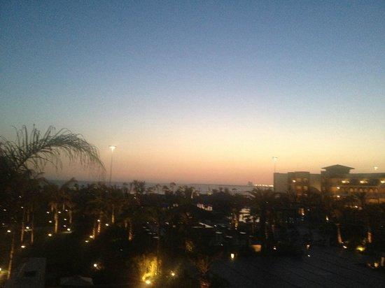 Hotel Riu Palace Tikida Agadir : Pool view