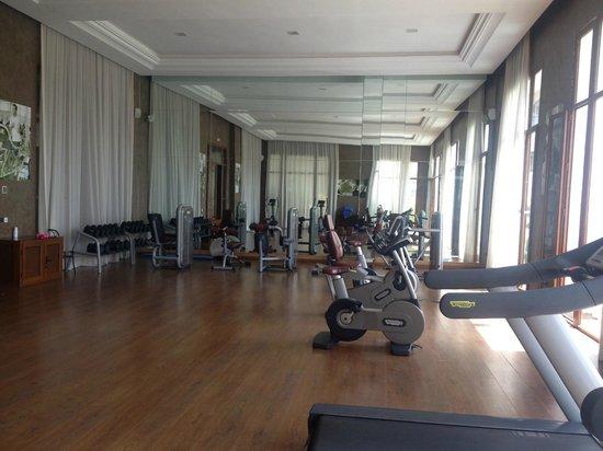 Hotel Riu Palace Tikida Agadir: Hotel Gym