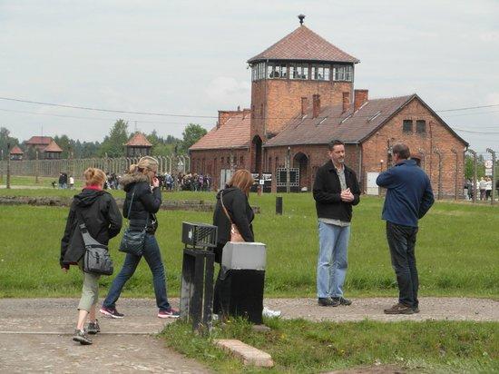 Krakow Tours: Birkenau Camp 18.05.14