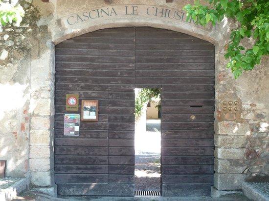 Hotel Garden Zorzi: La Chiusure - Producteur local de vin