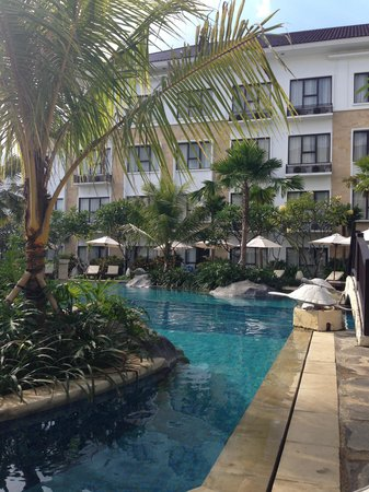 Grand Inna Kuta : Pool Beach Wing
