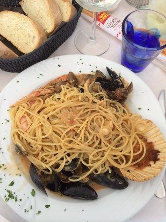 Spaghetti al Savial
