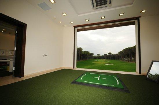 Carya Golf Club: Carya Golf Academy