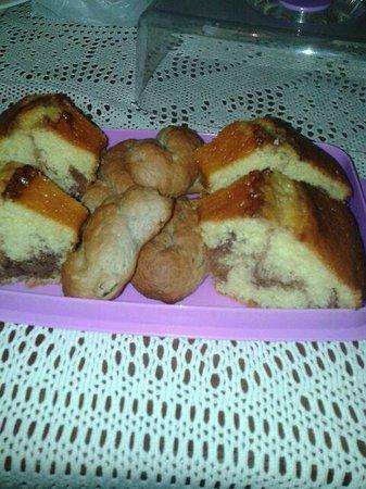 colazione,dolci fatti in casa - Picture of La Terrazza del Subasio ...