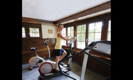 Hotel Alfa : Fitness
