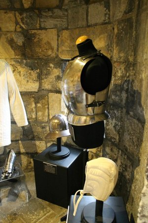Micklegate Bar Museum: Henry VII experience: Explore medieval and early Tudor armour at Micklegate Bar.