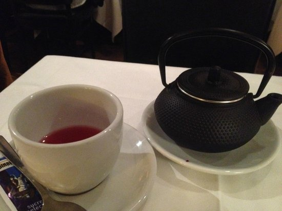 Public : tea