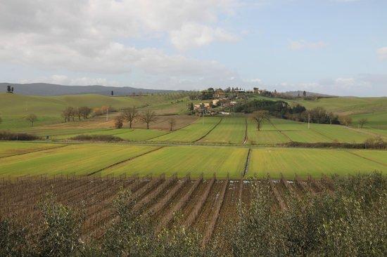 Borgo Antico: Panoramica dalla camera