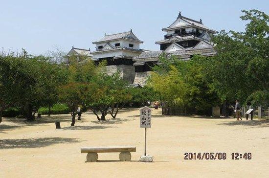 Matsuyama Castle: 松山城概観