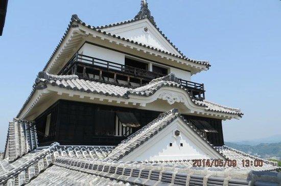 Matsuyama Castle: 天守