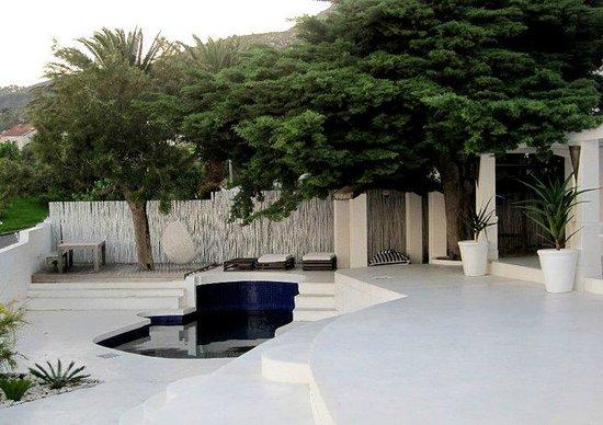 Tranquility: villa