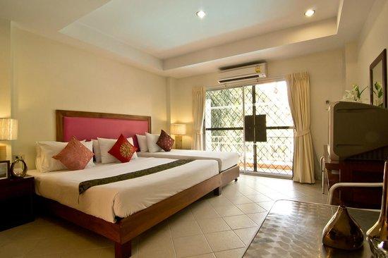 Bella Villa: Standard Room