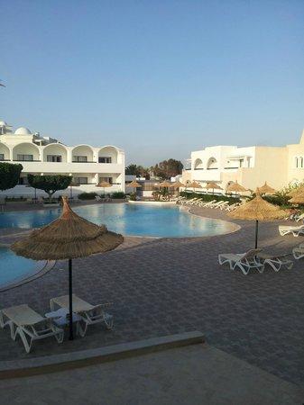 Club Marmara Hammamet Beach : petite piscine au calme