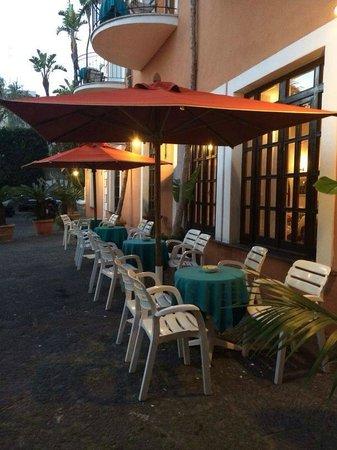 Hotel Terme Castaldi: Esterno dell'hotel