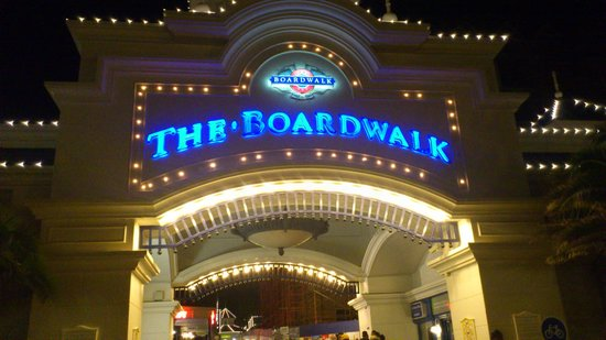 The Boardwalk Casino & Entertainment World: The Boardwalk
