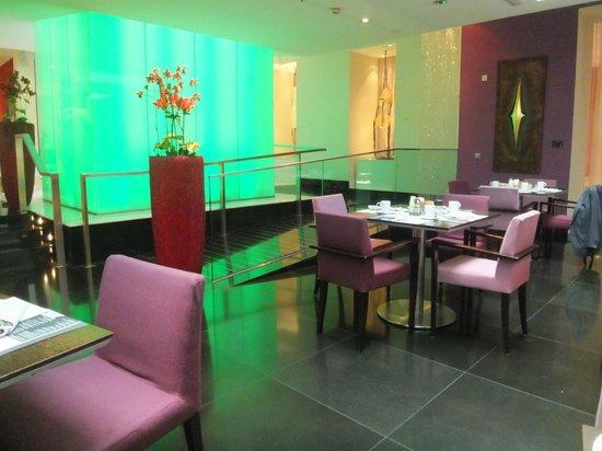 Le Meridien Vienna: restaurant (breakfast)