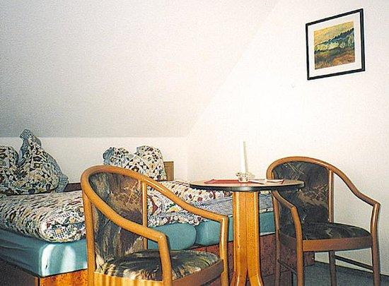 Pension Jägerhaus: Zimmer