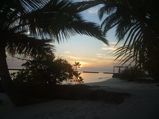 Kurumba Maldives: view from my room