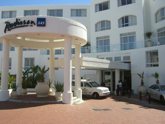 Radisson Blu Hotel Waterfront, Cape Town: l'Hotel