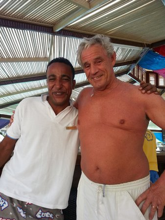 Rixos Sharm El Sheikh: Ahmed we miss you