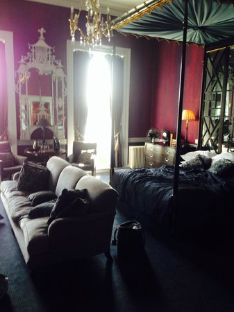Buxted Park Hotel: My fantastic room