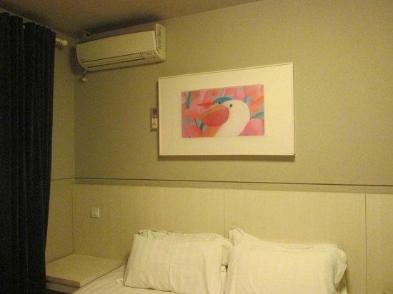 Jinjiang Inn (Guangzhou Zhongshan Memory Hall): Air conditioning