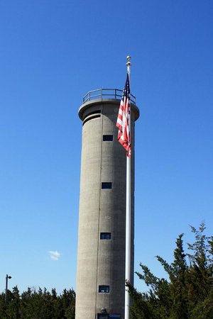 World War II Lookout Tower: Fire Control Tower #23